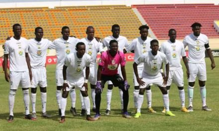 COUPE CAF – Jaraaf en quarts de finale!