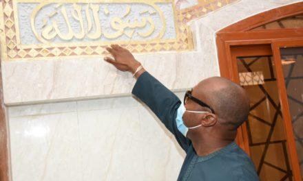 Construction de la mosquée de Mermoz Pyrotechnie : Le beau geste de Barthélémy Dias