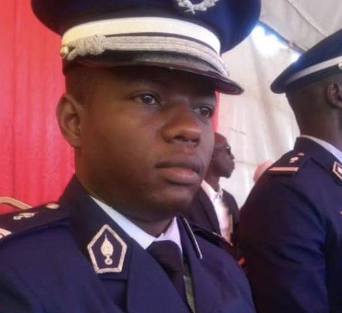 Gendarmerie : A la découverte du Capitaine Alioune Ndiaye, le nouveau patron de la Section de Recherches