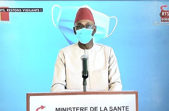 CORONAVIRUS AU SENEGAL – 51 nouveaux cas, 1 décès et en 179 sous traitement