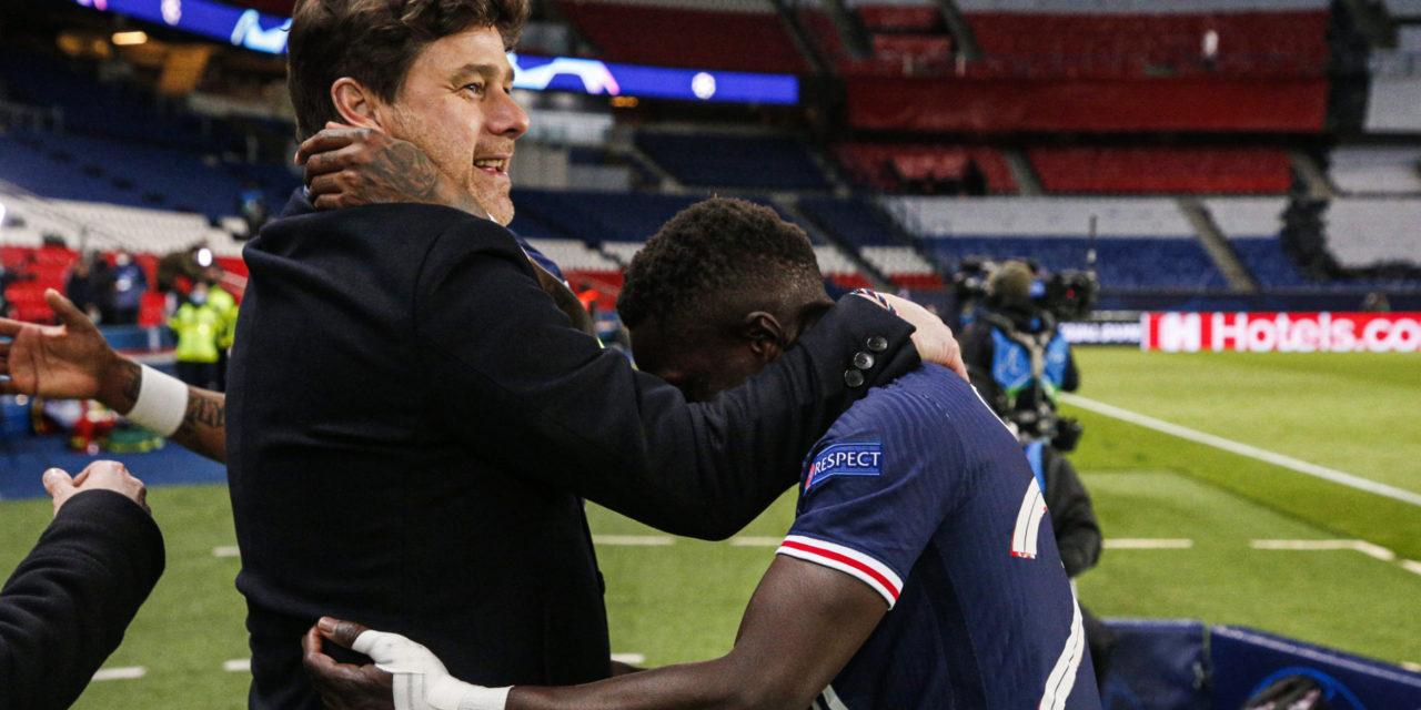 """PSG-BAYERN – L'Europe chante la """"machine"""" Gana Gueye"""