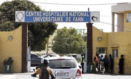 Incendie à l'hôpital Fann : Comment le pire a été évité !