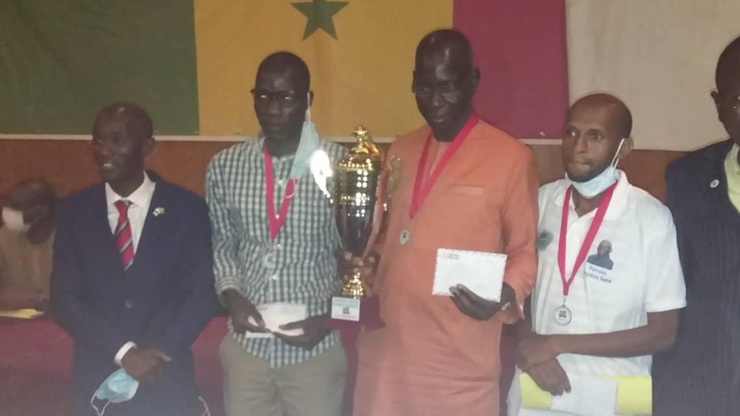 SCRABBLE – Mouhamed Niang sacré champion du Sénégal en Classique!