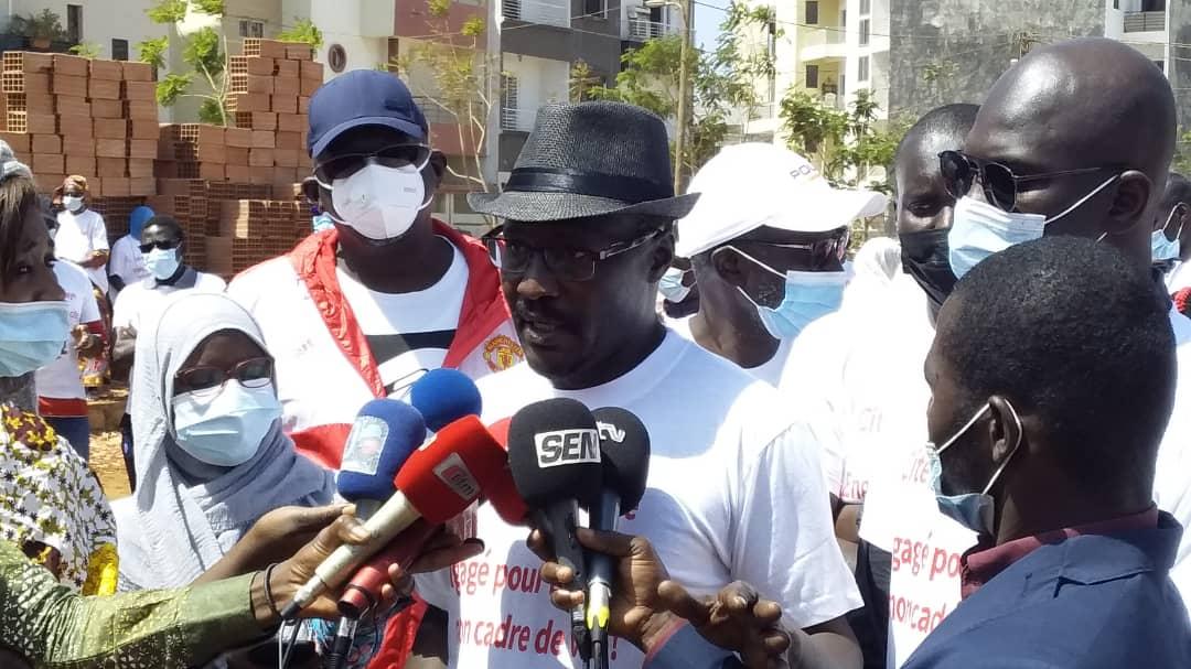 CITE TOUBA RENAISSANCE – Les populations déclarent la guerre à Mbackiyou Faye