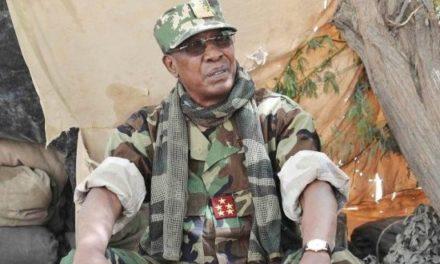 TCHAD – Décès du président Idriss Déby