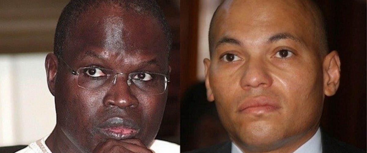 Les candidatures de Khalifa Sall et Karim Wade validées par la mission d'audit
