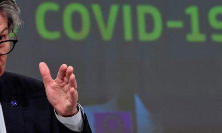 CORONAVIRUS – L'immunité collective pourra être atteinte dans l'UE à la mi-juillet, déclare Breton