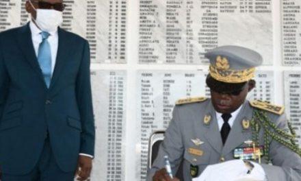 INSTALLÉ DANS SES NOUVELLES FONCTIONS – Le CEMGA Cheikh Wade trace ses priorités