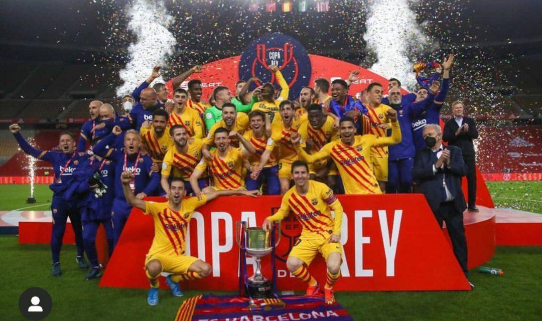 COPA DEL REY – Barça sur son 31