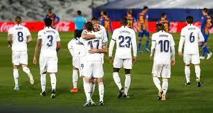 CLASICO – Le Real Madrid piège le Barça et rejoint l'Atlético  (2-1)