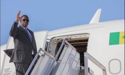 VOYAGE OFFICIEL  – Macky Sall en tournée sur l'axe Bruxelles-Brazzaville