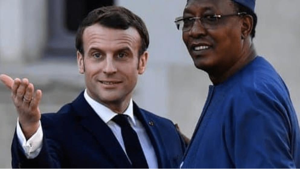 TCHAD – Macron se rendra aux obsèques de Déby