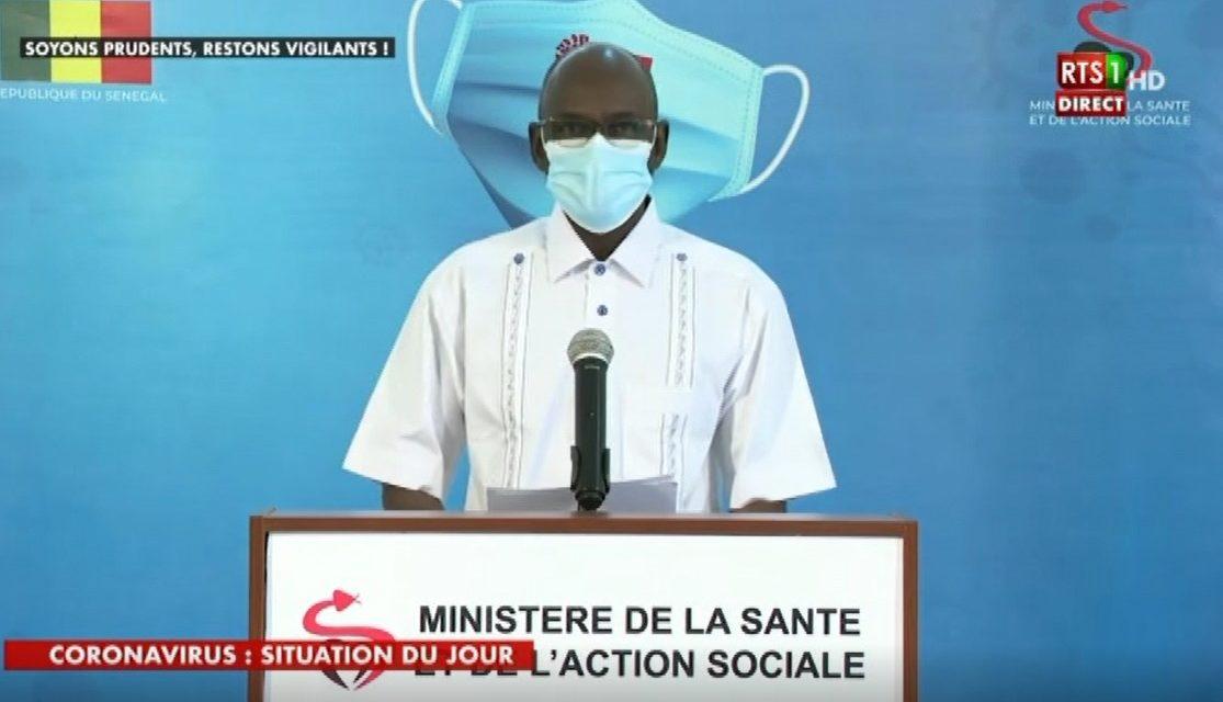 CORONAVIRUS AU SÉNÉGAL – 65 nouveaux cas, 3 décès et 17 en réanimation
