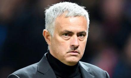 TOTTENHAM – José Mourinho est viré!