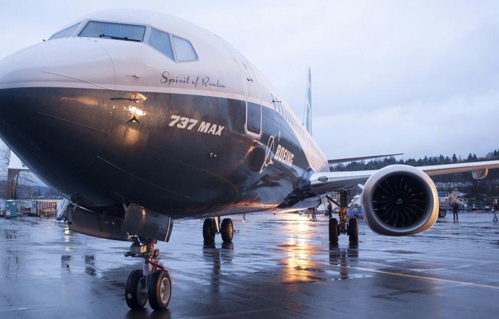 Boeing signale un potentiel problème de production sur des 737 MAX