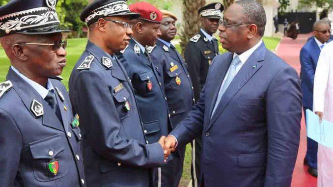 POLICE NATIONALE – Seydou Bocar Yague nommé Directeur général