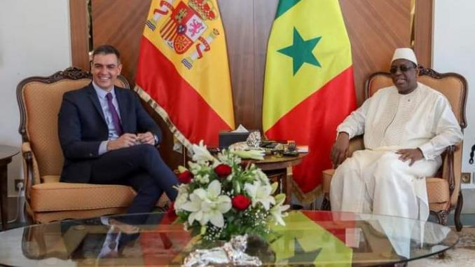 Emigration, terrorisme, vaccin: Les engagements des gouvernements Sénégalais et Espagnol