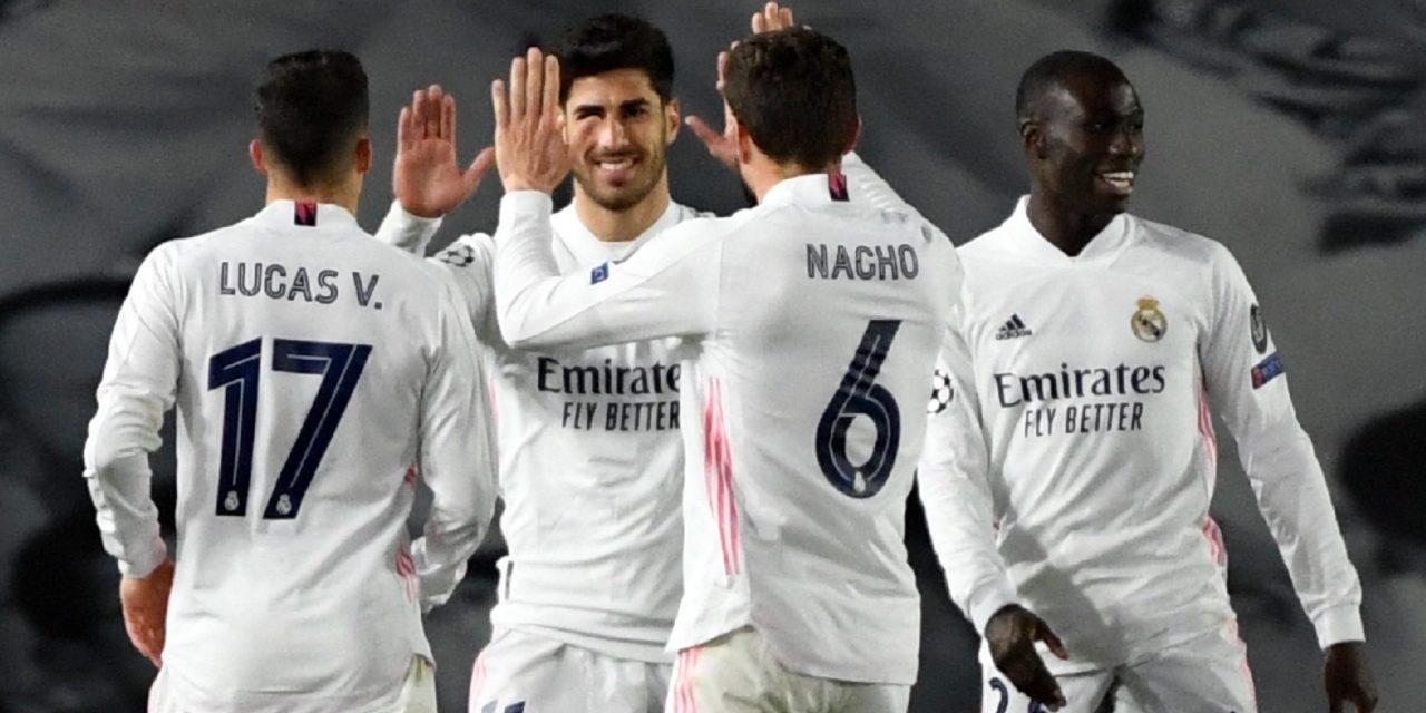 C1 – Real Madrid et Man City complètent le dernier carré