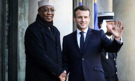 TCHAD – Dernier hommage à Idriss Déby, en présence d'Emmanuel Macron