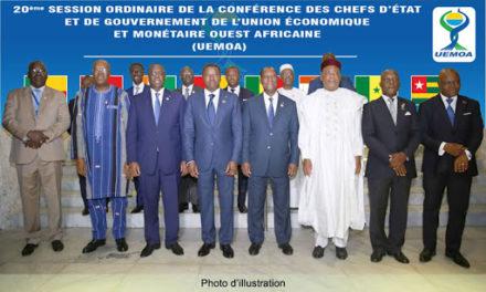 COMMISSION DE L'UEMOA – Le Sénégalais Abdoulaye Diop aux commandes