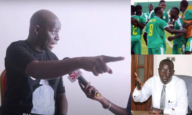 4e MANDAT A LA FSF – Cheikh Tidiane Gomis allume Augustin Senghor