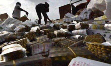 DOUANES – Saisie de faux-médicaments estimés à 1,5 milliard F CFa