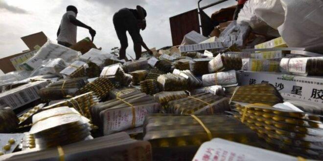 FAUX MÉDICAMENTS – 3 camions interceptés et 2 pharmaciens arrêtés
