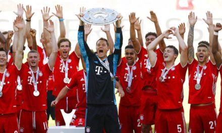 BUNDESLIGA – Le Bayern champion pour la 9ème fois d'affilée