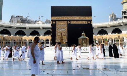 OFFICIEL – L'Arabie Saoudite autorise 60.000 personnes pour le Hajj 2021 à travers le monde