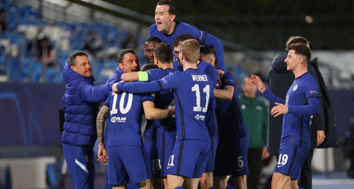 C1 – Chelsea rejoint City en finale (2-0)