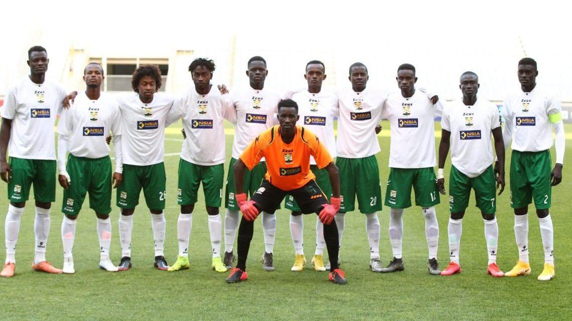 COUPE CAF – Jaraaf s'incline devant Coton Sport (1-0)