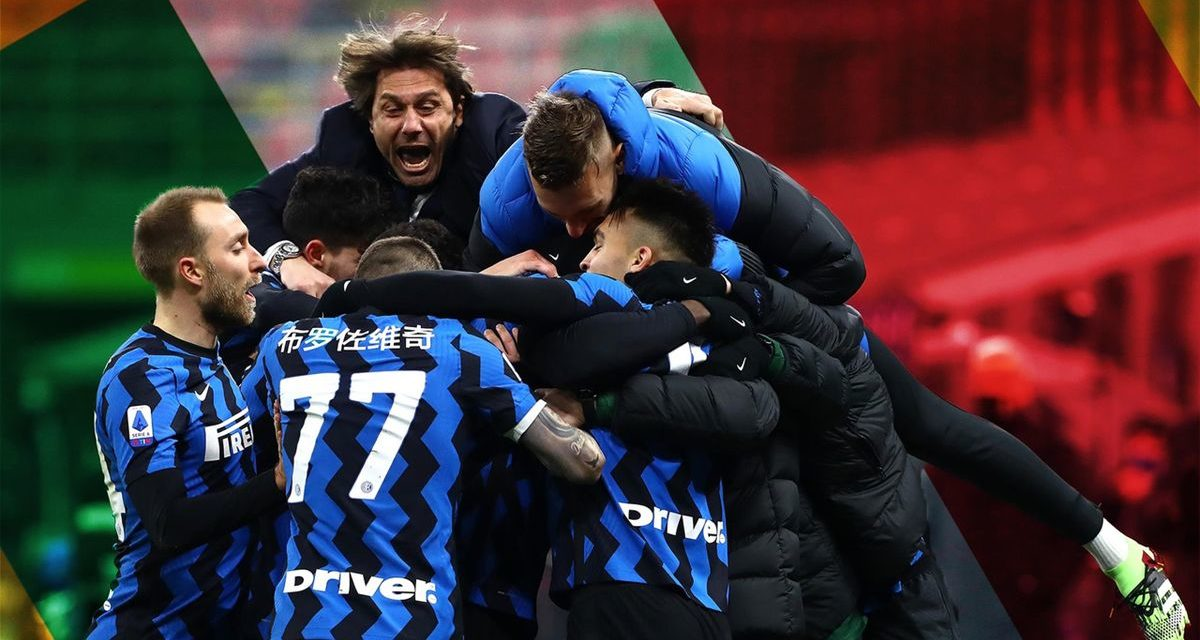ITALIE – Inter sacrée championne!