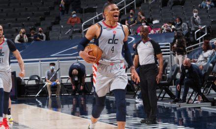 NBA – Auteur de son 181e triple-double Westbrook égale Oscar Robertson
