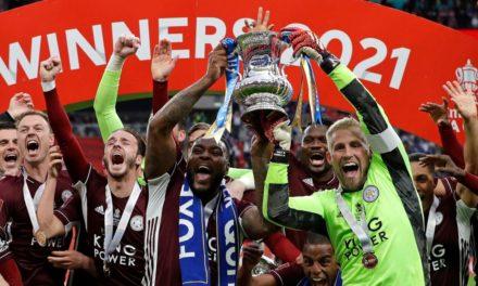 FA CUP – Une grande première pour Leicester
