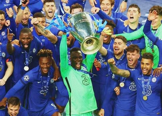 C1 – Chelsea d'Edouard Mendy sur le toit de l'Europe