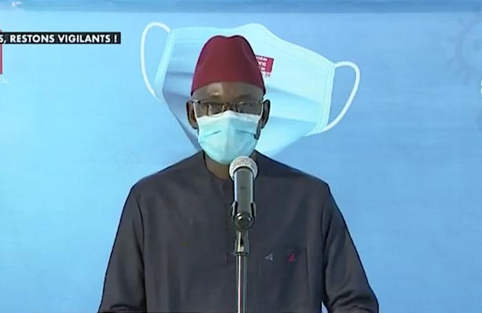 CORONAVIRUS AU SENEGAL – 17 nouveaux cas, 1 décès et 197 malades