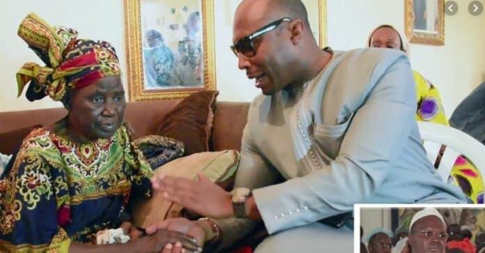 Décès de la mère de Khalifa Sall : Les condoléances attristées de Barthélémy Dias
