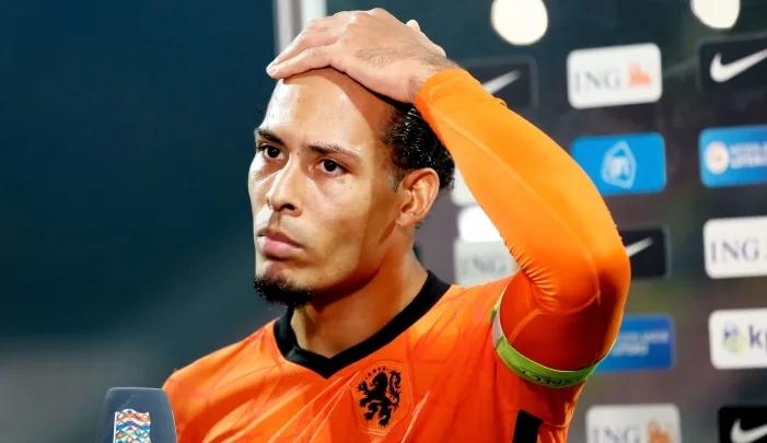 OFFICIEL – Van Dijk renonce à l'Euro 2020