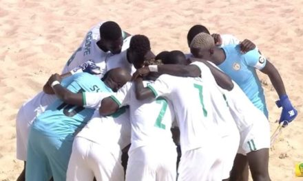 CAN BEACH SOCCER – Et de 6 pour le Sénégal