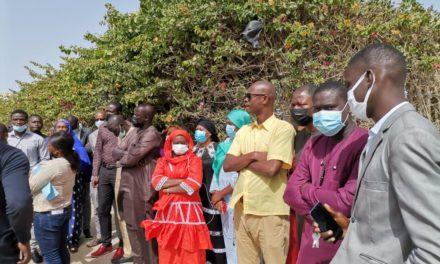 RETARD DU PAIEMENT DE FONDS COMMUNS-Des travailleurs de la justice croisent le bras
