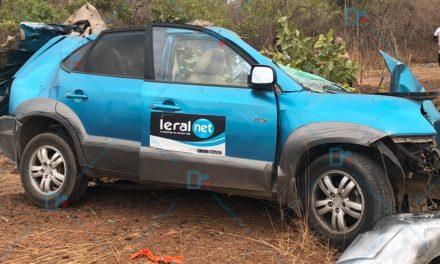 Tamba : Le chauffeur Malien qui avait tué les 3 agents de Leral condamné à un an de prison ferme