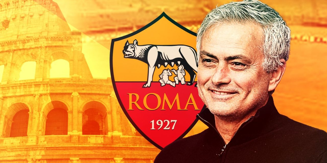SERIE A – José Mourinho rebondit à la Roma