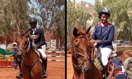 ÉQUITATION 6e JOURNÉE – Aïssata Diop et Salif Keïta barrent la route à Hamoudy