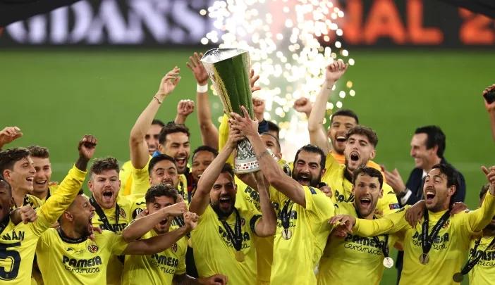 FINALE LIGUE EUROPA – Villarreal bat Manchester United et tient sa 1ère étoile européenne