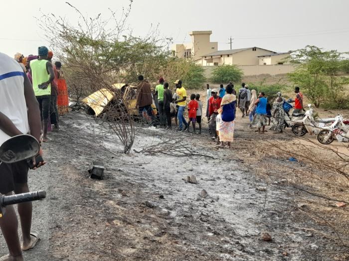Kaolack: Un accident fait 3 morts et 7 blessés