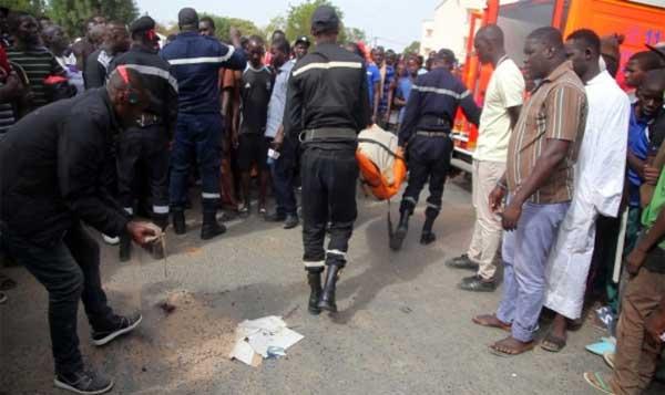 OUSSOUYE – Un accident fait un mort et plusieurs blessés