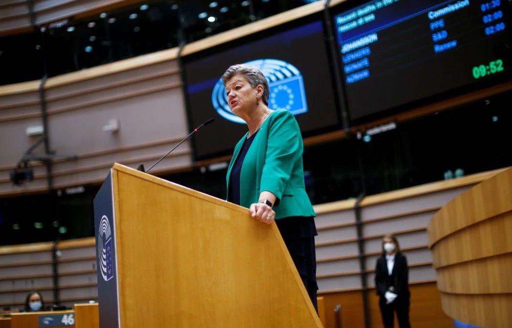 MIGRANTS – L'UE travaille sur la répartition des arrivants en Italie cet été