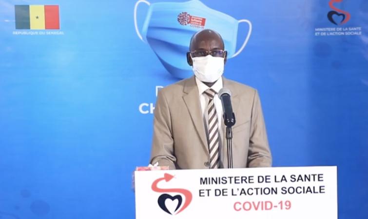 CORONAVIRUS AU SENEGAL – 16 nouveaux cas, 2 décès et 189 malades