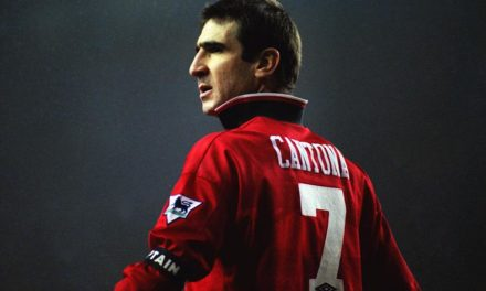 FOOT ANGLAIS – Eric Cantona intronisé au Hall of Fame