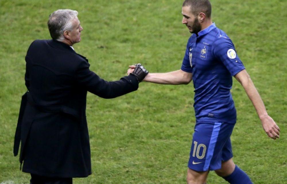EURO – Benzema rappelé en sélection, une première depuis 2015